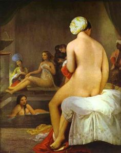 Ingres - The Small Bather