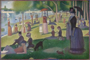 Seurat - A Sunday on la Grande Jatte